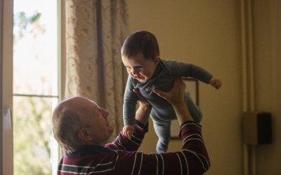 Heb je als grootouders het recht om je kleinkinderen te zien?