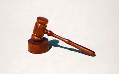 Rechter steeds minder vaak betrokken bij een echtscheidingstraject